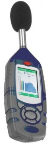 Casella Cel633 C Real time third octave band analyzer