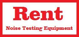 buy rent sound level meters